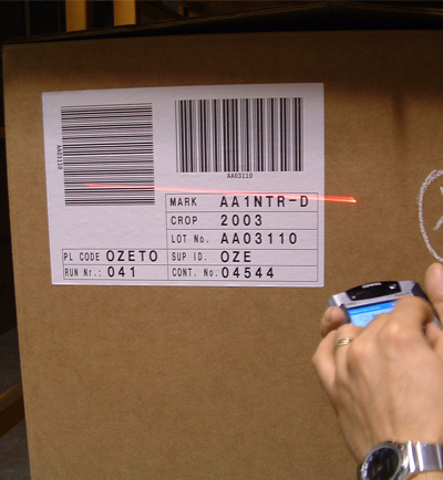 ink for Barcoding
